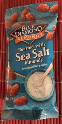 Blue Diamond Roasted Sea Salt Almonds