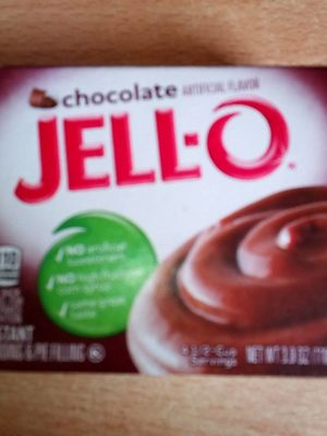 Jell-o chocolate