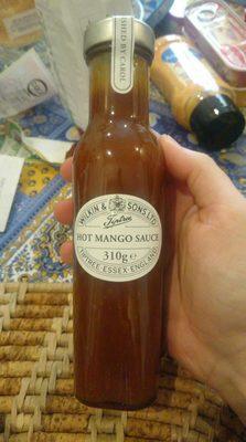 Wilkin & Sons Tiptree Hot Mango Sauce