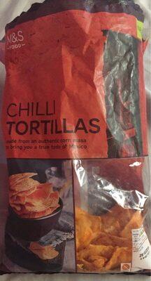Chilli Tortillas