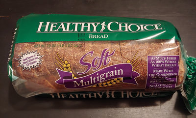 Bread, Soft Multigrain