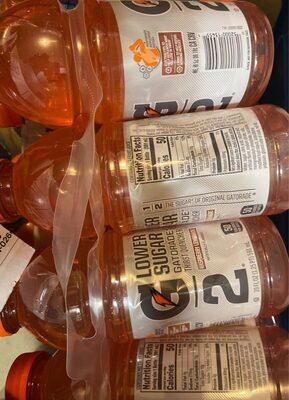 G2 Raspberry Lemonade (8 - 20 Fluid Ounce) 160