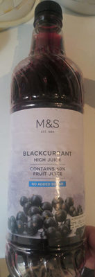 Blackcurrant High Juice