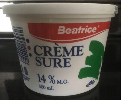 Crème Sure (régulière)