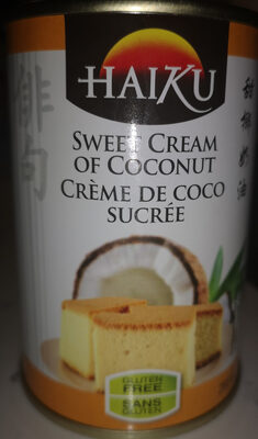 crème de coco succès