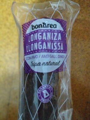 LONGANIZA CON PAVO