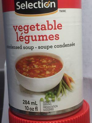Soupe legumes Sélection