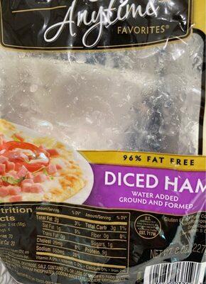 Dice Ham
