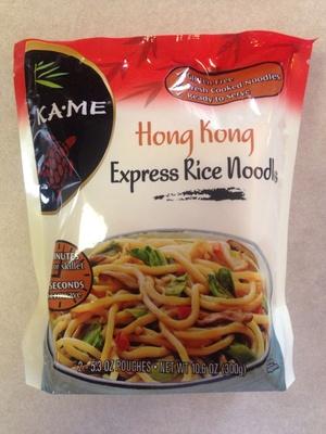 Hong Kong Express Rice Noodles
