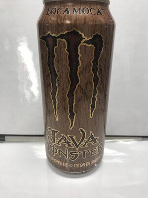 Monster Java - Loca Moca