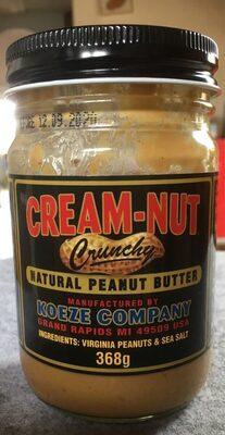 cream nut