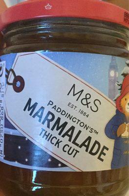 Paddington's Marmalade Thick Cut