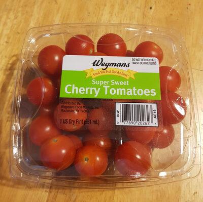 Super Sweet Cherry Tomatoes
