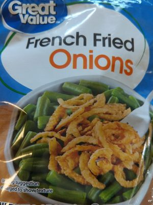 French fried onion