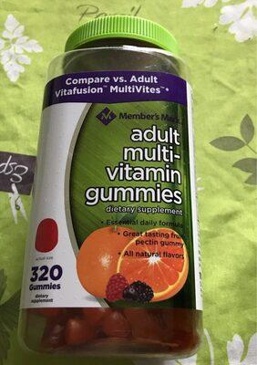 Gumies multivitamin Adult