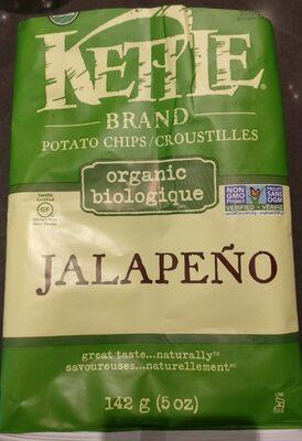 Chips au Jalapeño