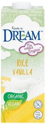 Rice Dream Vanille