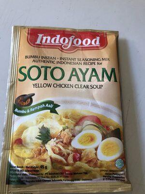 Indofood Seas Mix Soto Ayam