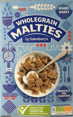 Wholegrain Malties
