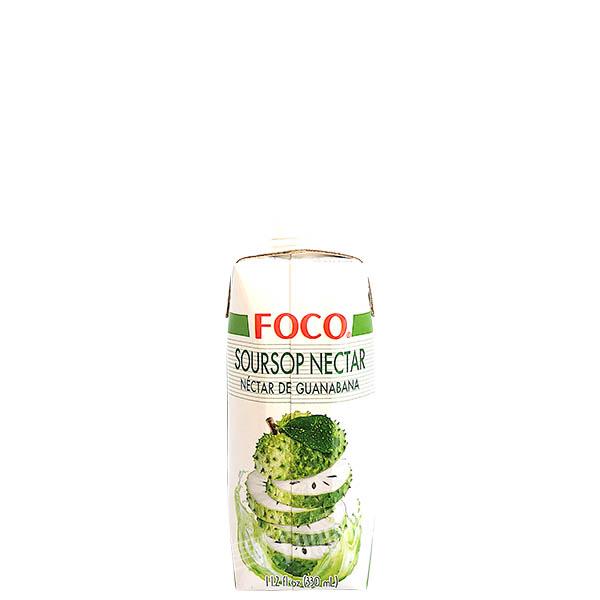 Foco Soursop Nectar