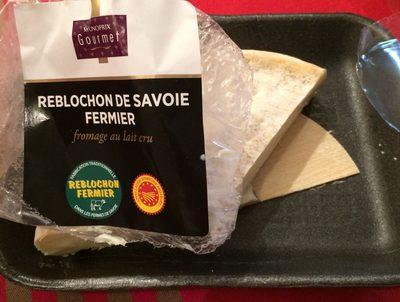 Reblochon de Savoie fermier