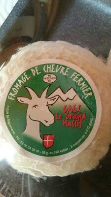 Fromage de chèvre fermier
