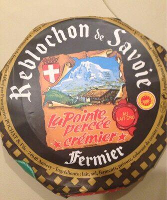Reblochon de Savoie fermier lait cru