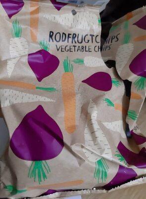 Chips de légume