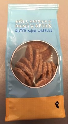 Dutch mini waffles