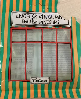 English winegums