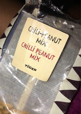 Chilli peanut mix