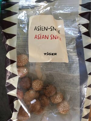 Asian snack