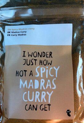Curry epicé