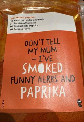 Paprika fumé