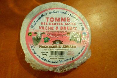 Tomme des Hautes-Alpes Vache & Brebis
