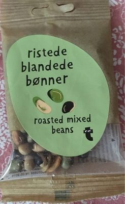 Roasted mixed beans