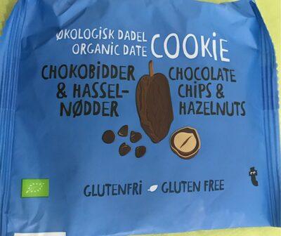 Chocolate chips & hazelnuts