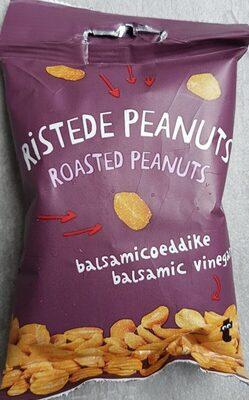 Roasted Peanut balsamic vinegar