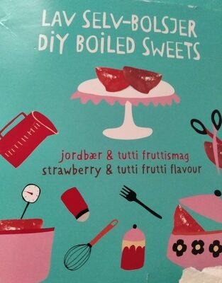 diy boiled sweets