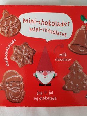 Mini-chokolader