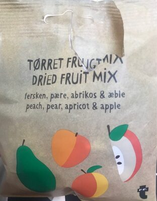Dried fruit mix