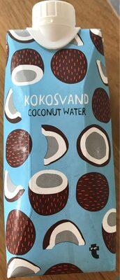 Coconut water - eau de coco
