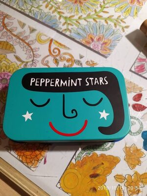 Peppermint Stars