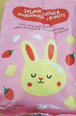 Skumkaniner marshmallow rabbits