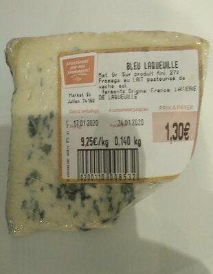 Bleu Laqueuille