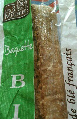 Baguette céréales bio 250 gr