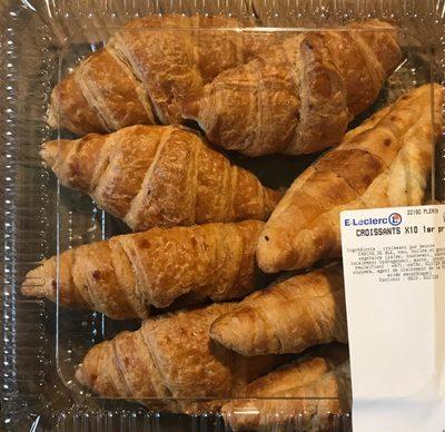 Croissants x 10