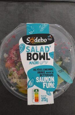 Salad'bowl maori