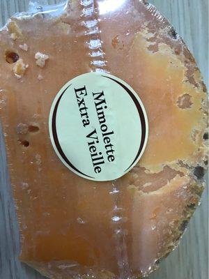 Mimolette extra vieille