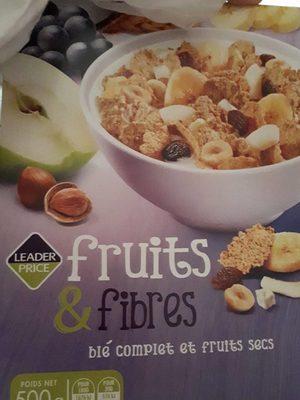 Fruits & fibres